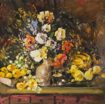 Bright still life. Kremer Mark