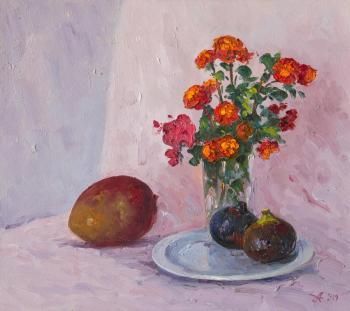 Mango and figs. Alexandrovsky Alexander