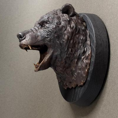 Bear (Bear Sculpture). Tretiakov Denis