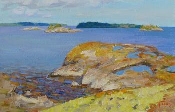 Ladoga Islands. Panov Igor