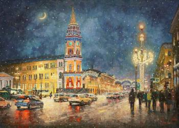 New year's eve mood (Buy). Razzhivin Igor