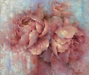 Russian peonies (Flowers As A Gift). Singatullin Marsel