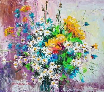 Word of mouth (Field Bouquet). Kruglova Svetlana