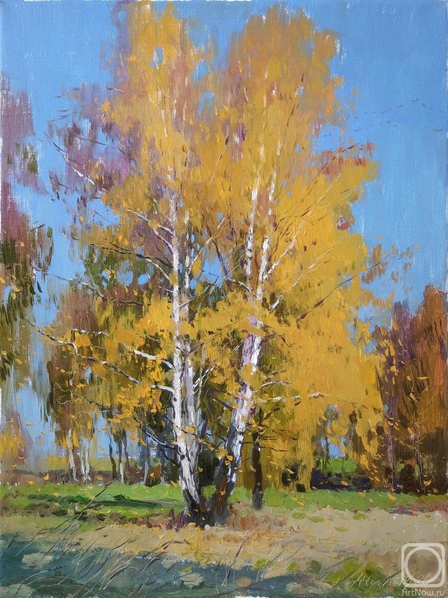 Zhilov Andrey. Gold of October