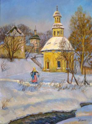 Little chapel. Panov Eduard
