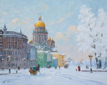 The Cathedral, Saint Petersburg. Alexandrovsky Alexander
