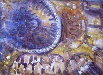 Under the dome of the temple. Charova Natali