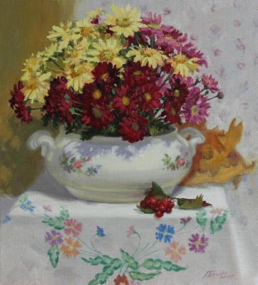 Autumn bouquet. Vahrusheva Lyubov