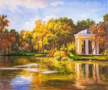 Abode of the Muses. Ekateringof. Romm Alexandr