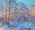 Kravchuk Vladislav. Winter Evening