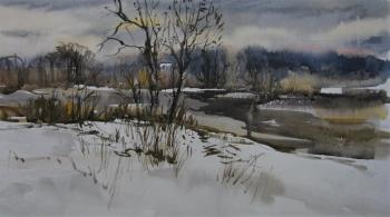 Winter melody. Kozlov Vladimir