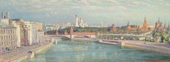 View of the Kremlin (Moscow-River). Kovalevscky Andrey