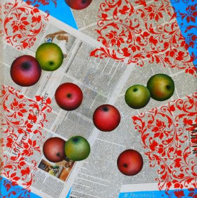 Apples (Decoration). Prozorova Margarita