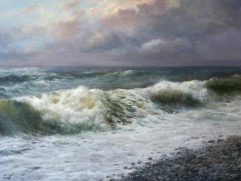 The sound of the surf. Dorofeev Sergey