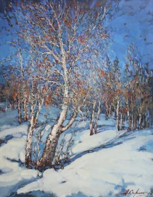 Early spring. Otroshko Aleksandr