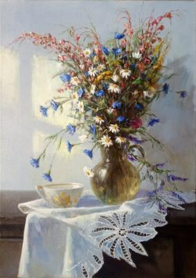 Morning (Tablecloth). Katyshev Anton