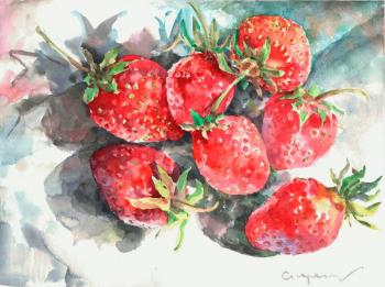 Strawberry. Scorohod Alexey