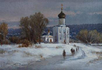 Intercession on the Nerl. Zaitsev Aleksandr