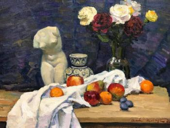 Still life with the torso of Aphrodite. Shevchuk Vasiliy
