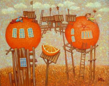 Orange. Sulimov Alexandr