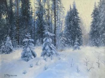 Winter. Trubanov Vitaly