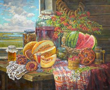 Autumn on the table. Panov Eduard