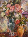 Bocharova Anna. Double bouquet