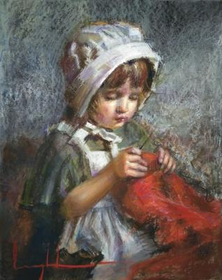 Lace maker. Glazkov Denis
