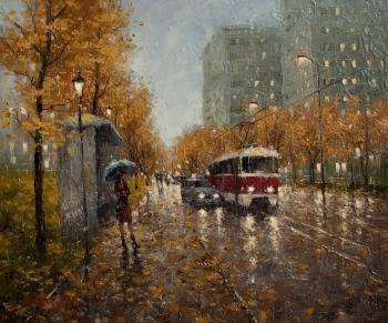 Autumn City. Gredasov Victor