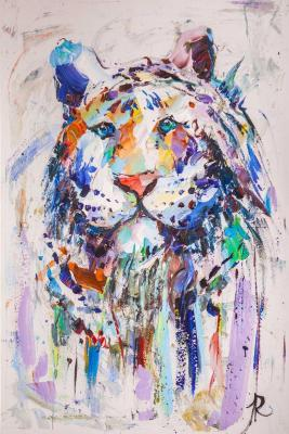 White Tiger. Rodries Jose