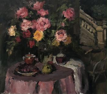 Night still life. Shevchuk Svetlana