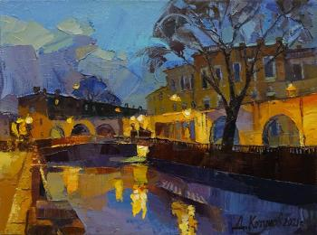 Bank Bridge. Kotunov Dmitry