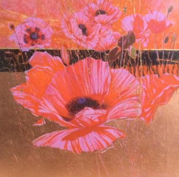 Рoppies (Red Poppies). Komarova Elena
