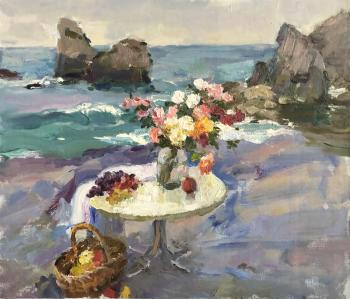 Still life by the Black Sea. Shevchuk Svetlana
