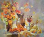 Zaretskaya Tatyana. Golden bells of autumn