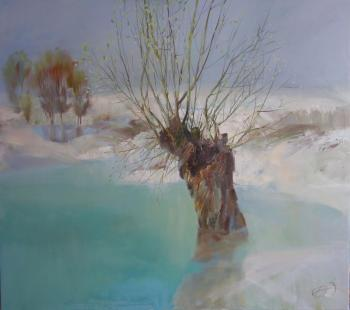 "The ""Tree"" series. Live. Anisimova Galina"