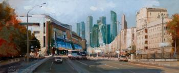 "Moscow tendencies. The Golden Road to the ""Emerald City"", B. Dorogomilovskaya. Shalaev Alexey"