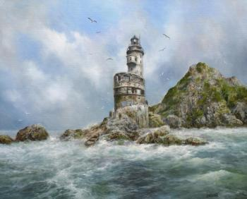 Old lighthouse. Dorofeev Sergey