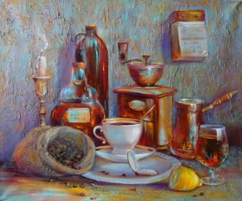 Coffee time. Razumova Svetlana