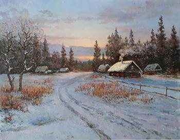 To the frost. Malyarchuk Stanislav