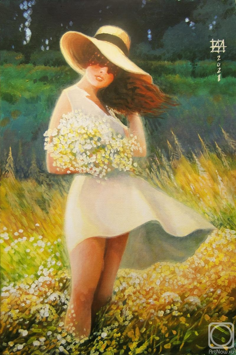 Andrianov Andrey. Spring breeze
