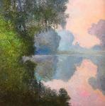 Balantsov Valery. Pond (Reflection)