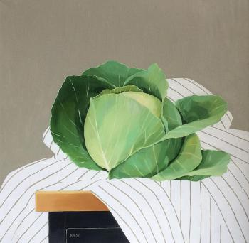 Cabbage. Berestova Ksenia