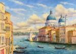 Gaynullin Fuat. Venice. Grand Canal View