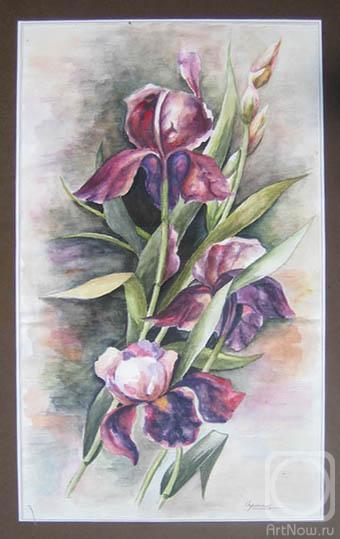 Картины цветы скачать портрет