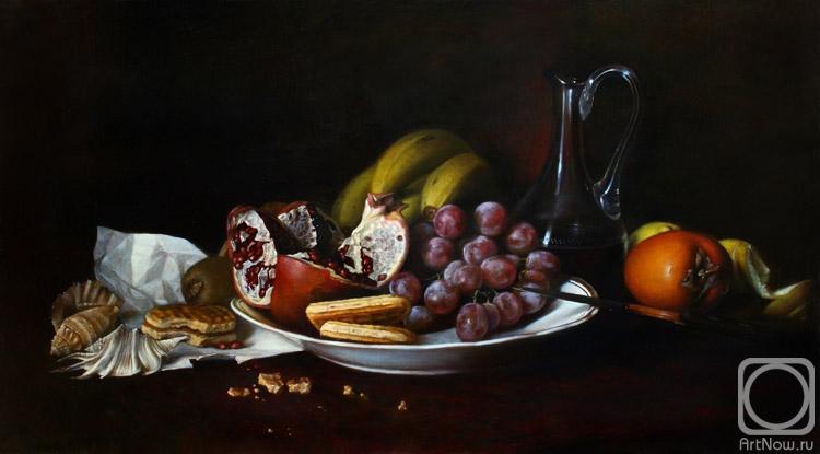 Миронов Андрей. Завтрак с гранатом.