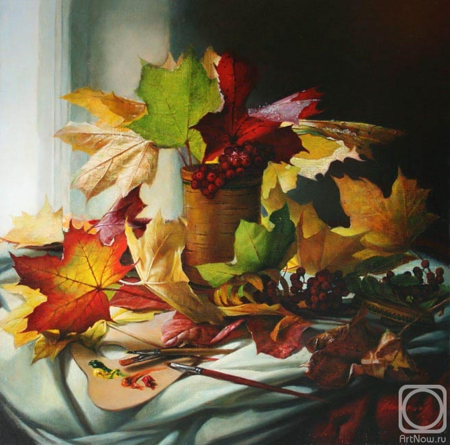 Миронов Андрей. Осенний катарсис
