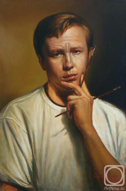 Миронов Андрей. Автопортрет