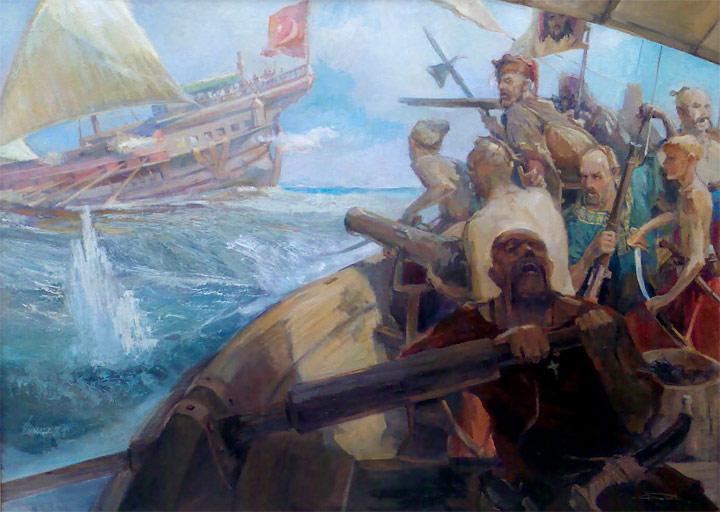 Галлерея   картин  и  фото  на  тему  казачества  156649