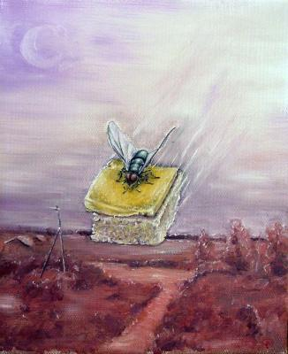 Gasilov Vladimir. DREAM OF THE FLY ON AUGUST, 1ST